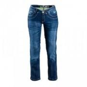 W-TEC Womens MC Jeans B-2012, bright blue, 33
