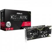 ASROCK Video Card AMD Challenger D RX5600XT 6G OC GDDR5 192bit 3 x DP