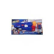 Lançador Nerf Dual Strike Elite - Hasbro B4620