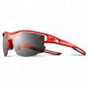 Julbo Aero Reactiv Performance Occhiali da sole grigio/rosso