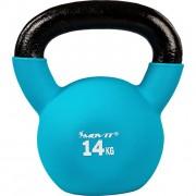 Kettlebell harangsúlyok MOVIT® - 14 kg kék világos