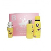Beverly Hills polo Club Gift Set No.8 - For Women