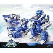 Szolár Robot 3az1 -ben szolár építőkit (tank, robot, skorpió)