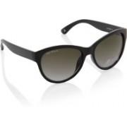 Joe Black Cat-eye Sunglasses(Green)