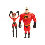 Set 2 figurine INCREDIBLES 2 Perechea Incredibila