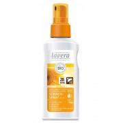 Lavera napvédő spray 20FF körömvirág-napraforgó 125 ml