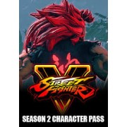 STREET FIGHTER V - SEASON 2 CHARACTER PASS (DLC) - STEAM - PC - WORLDWIDE