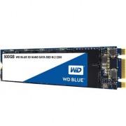 Жесткий диск Western Digital WD BLUE 3D NAND SATA SSD 500 GB (WDS500G2B0B)