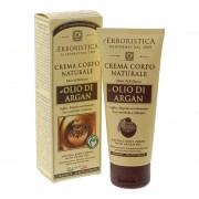 L'erboristica crema per il corpo all'olio di argan tubo da 200 ml