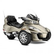 Can-Am Spyder RT Limited SE6 Champagne Metallic '17