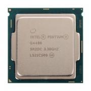 CPU, Intel Pentium Dual Core G4400 /3.3GHz/ 3MB Cache/ LGA1151/ Tray