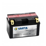 Varta YTZ10S-BS baterie moto, scuter, atv 12V 8Ah AGM 150A cod 508901015