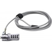 SH-5C, Notebook Laptop Security Chain Cable Combination Lock