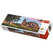 Puzzle Trefl 1000 Panorama Coloseumul la rasarit