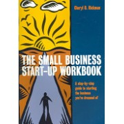Small Business Start-up Workbook - A Step-by-step Guide to Starting the Business You've Dreamed of (Rickman Cheryl D.)(Paperback) (9781845280383)