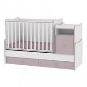 LORELLI krevetić trend plus colour white/cappuccino (59) 10150400025