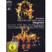 Video Delta Richard Wagner - Siegfried - DVD