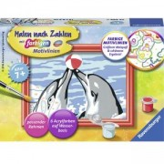 Забавна детска игра, Рисувателна галерия, Игра на делфини, 7029688