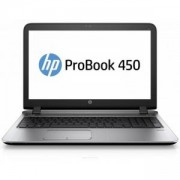 Лаптоп HP ProBook 450 G4 Intel Core i5-7200U (2.5 GHz up to 3.1 GHz with Turbo Frequency) 15.6 инча LED FHD 8GB RAM 128 GB SSD, Y7Z89EA