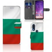 Bookstyle Case Motorola One Vision Bulgarije