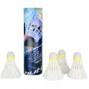 Avento lichtgevende shuttles LED (4 stuks)