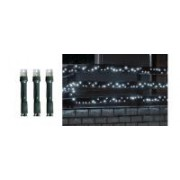 Home LED-es fényfüzér hidegfehér, kültéri (KKL 500C/WH)