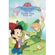 Pinocchio. Peter Pan Povesti bilingve