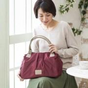 PLY フィナンシェ トートバッグ【QVC】40代・50代レディースファッション