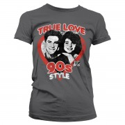 Saved By The Bell - True Love 90´s Style Girly Tee