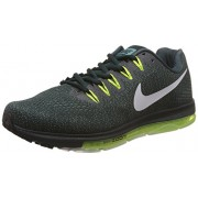 Nike Men's Air Zoom Pegasus All Out Flyknit Black Running Shoes - 7 UK/India (41 EU)(8 US)(844979-001)