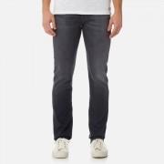 7 For All Mankind Men's Slimmy Denim Jeans - Magnificent Grey - W32 - Grey