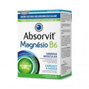 Absorvit Magnésio+B6 60 Comprimidos