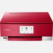 Canon Imprimante à jet d'encre multifonction Canon PIXMA TS8352, rouge