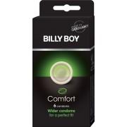 Billy Boy Comfort - 6 Condooms Met Ruimere Top