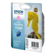 Epson T0486 Patron Light Magenta 13ml (Eredeti) R200 R220 R300 R300M R320 R340 RX500 RX600 RX620 RX640