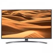 Телевизор LG 65UM7400PLB, 65 инча 4K UHD, IPS (3840 x 2160), DVB-T2/C/S2, webOS ThinQ AI, WiFi, 4КActive HDR, USB, Ultra Surround