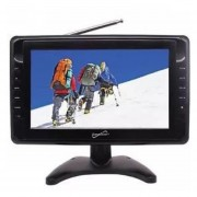 Tv Digital Portátil Supersonic Pantalla Lcd 10 Pulgadas Usb