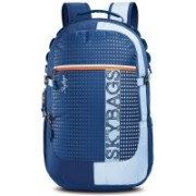 Skybags 17 inch Laptop Backpack(Blue)