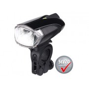 Batteriebetriebene LED-Fahrradlampe FL-110, zugelassen nach StVZO   Fahrradlicht