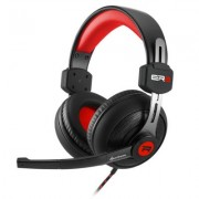 Геймърски слушалки sharkoon rush er2 red, 13665