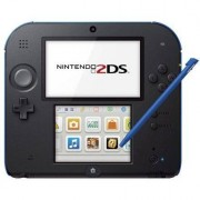 Nintendo Consola Nintendo 2DS Negro / Azul