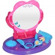 Masuta pentru coafat Princess Maya and Friends Ucar Toys, 3 ani+