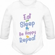 Body Eat Sleep Be Happy Repeat