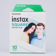 Fujifilm Instax Square Instant Film Photo Paper (10 sheets) x 5 Packs