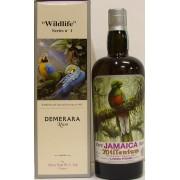Jamaica Rhum Millenium Reserve, Rum della Giamaica . Silver Seal
