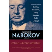 Lectures on Russian Literature, Paperback/Vladimir Nabokov