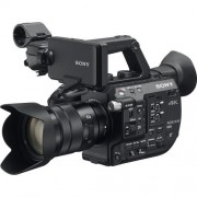 Filmadora Sony PXW-FS5K 4K XDCAM Super35 Streaming com Lente Sony 18-105mm f/4 G OSS