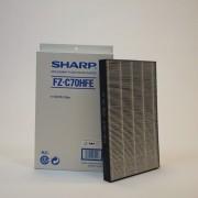 Sharp HEPA filter FZ-C70HFE voor Sharp luchtreinigers KC-C70E en KC-840EW.