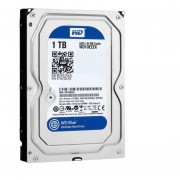 Disco Rigido Serial Ata 1TB WD Sata 6 64MB Blue