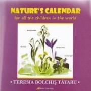 Calendarul Naturii lb. engleza
